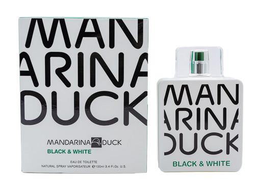 Mandarina Duck Black & White by Mandarina Duck 3.4 oz EDT for Men