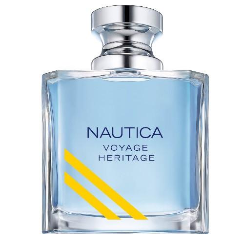Nautica Voyage Heritage by Nautica 3.4 oz EDT for men Tester