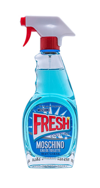 Moschino Fresh Couture by Moschino 3.4 oz EDT for women Tester