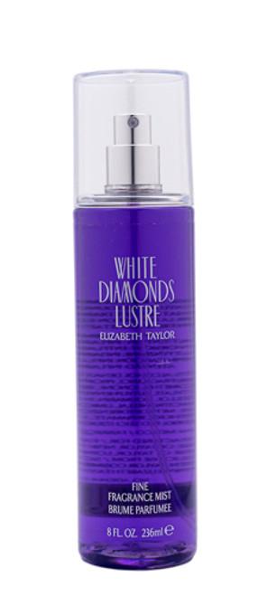 White Diamonds Lustre by Elizabeth Taylor 8 oz Body Mist