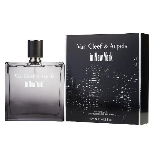 In New York by Van Cleef Arpels 4.2 oz EDT for men