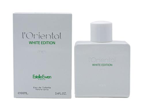 L'Oriental White Edition by Estelle Ewen 3.4 oz EDT for Men
