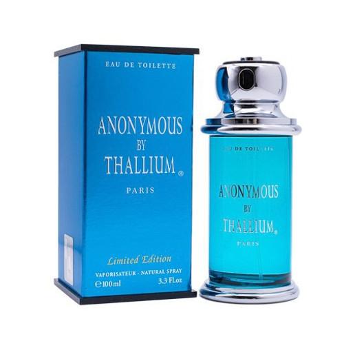 Thallium Anonymous by Yves De Sistelle 3.3 oz EDT for men