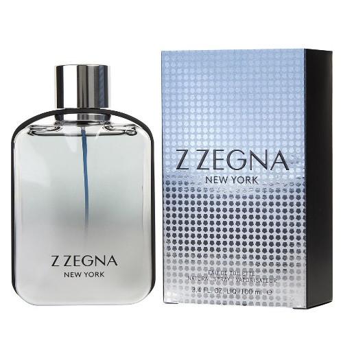 Z Zegna New York by Ermenegildo Zegna 3.4 oz EDT for Men