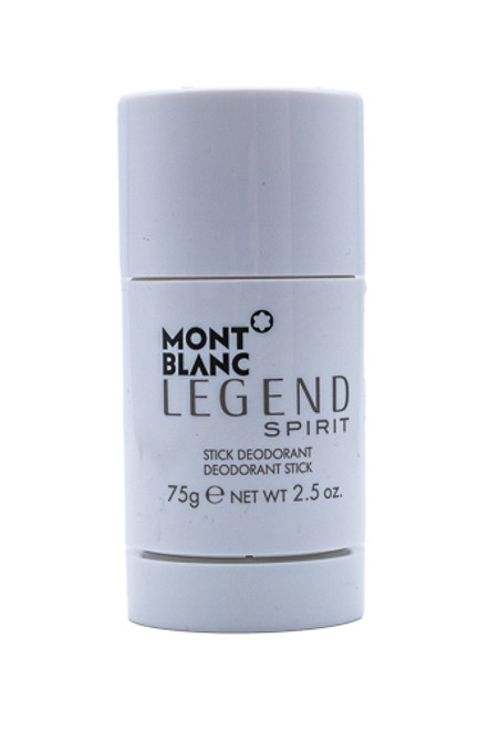 Mont Blanc Legend Spirit by Mont Blanc 2.5 oz Deodorant Stick for Men
