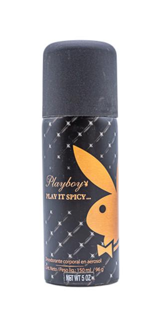 Play it Spicy by Playboy 5 oz Deodorant Spray for Women