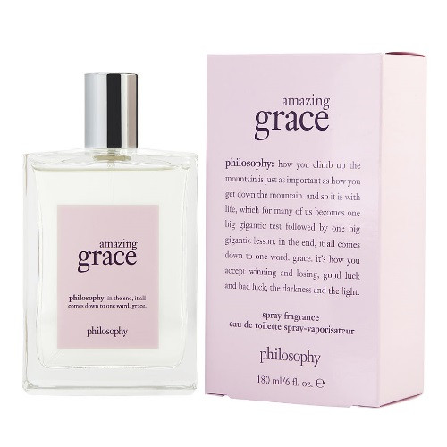 Amazing Grace by Philosophy 6 oz EDT for Women