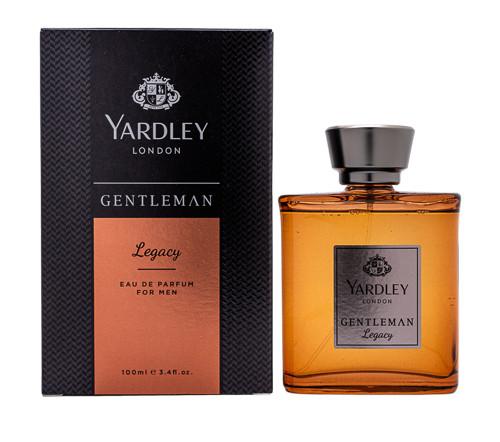 Yardley Gentleman Legacy by Yardley 3.4 oz EDP for men
