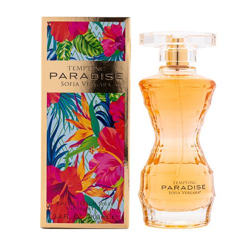 Tempting Paradise by Sofia Vergara 3.4 oz EDP for Women