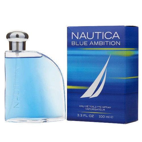 Nautica Blue Ambition by Nautica 3.4 oz EDT for men