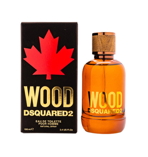 Wood by Dsquared2 3.4 oz EDT for Men