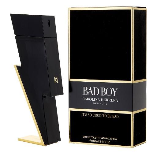 Bad Boy by Carolina Herrera 3.4 oz EDT for men