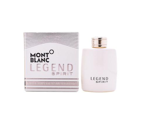 mini Mont Blanc Legend Spirit by Mont Blanc 0.15 oz EDT for Men