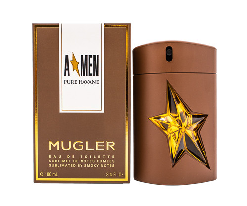 Angel Pure Havane by Thierry Mugler 3.4 oz EDT for Men