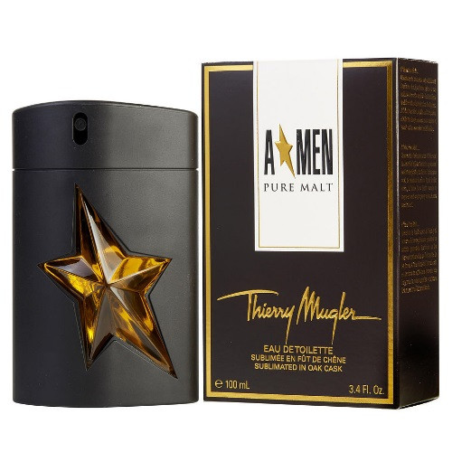 Angel Pure Malt by Thierry Mugler 3.4 oz EDT for Men