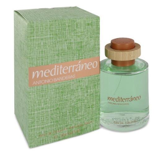 Mediterraneo by Antonio Banderas 3.4 oz EDT for Men