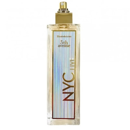 5th Avenue NYC Live by Elizabeth Arden 4.2 oz EDP for women Tester