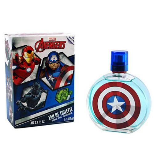 Avengers by Marvel Comics 3.4 oz EDT for Unisex