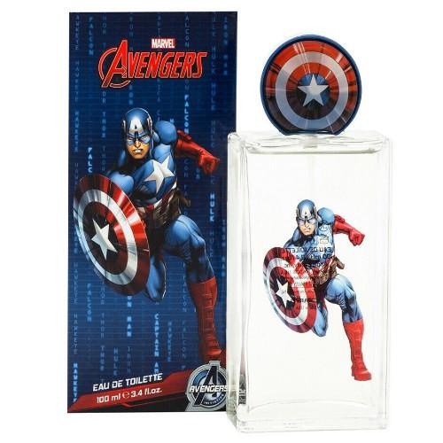 Captain America Avengers by Marvel 3.4 oz EDT for Men