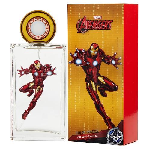 Iron Man Avengers  by Marvel  3.4 oz EDT for Men