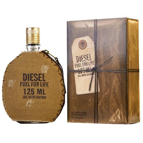 Diesel Fuel for Life by Diesel 4.2 oz EDT for Men