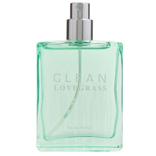 Clean Lovegrass by Clean 2.14 oz EDP Perfume for Women Tester