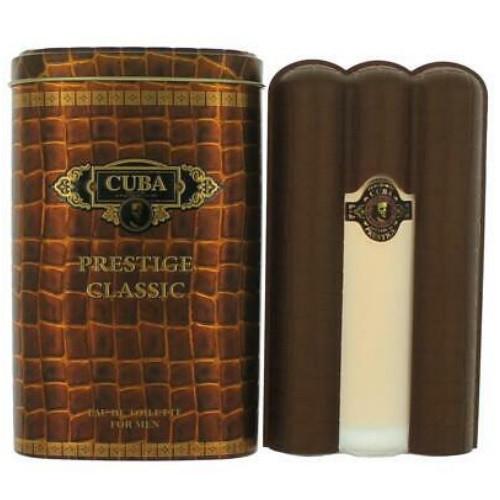 Cuba Prestige Classic by Cuba 3 oz EDT for men