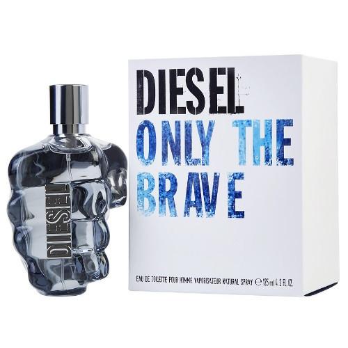 Diesel Only The Brave by Diesel 4.2 oz EDT for men