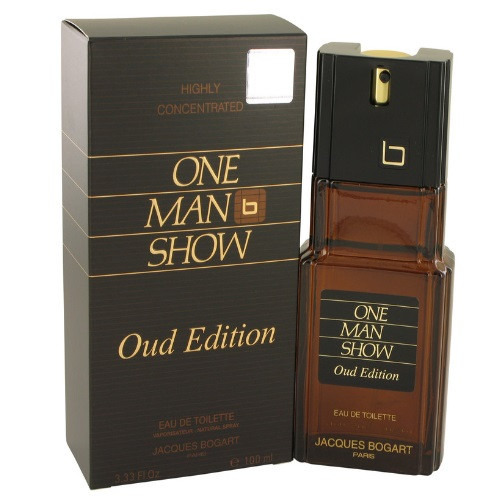 One Man Show Oud Edition by Jacques Bogart Cologne 3.33 oz EDT for men