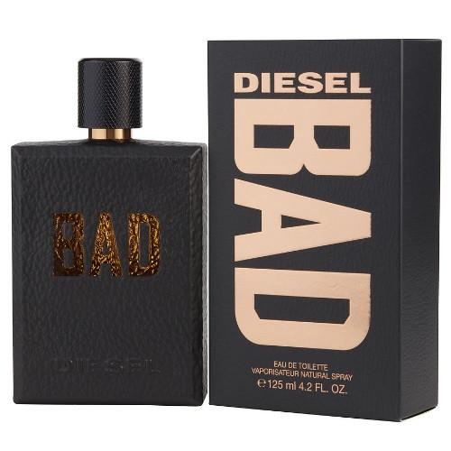 Diesel Bad by Diesel 4.2 oz EDT for Men