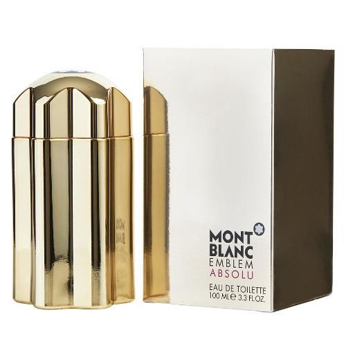 Emblem Absolu by Mont Blanc 3.3 oz EDT for Men