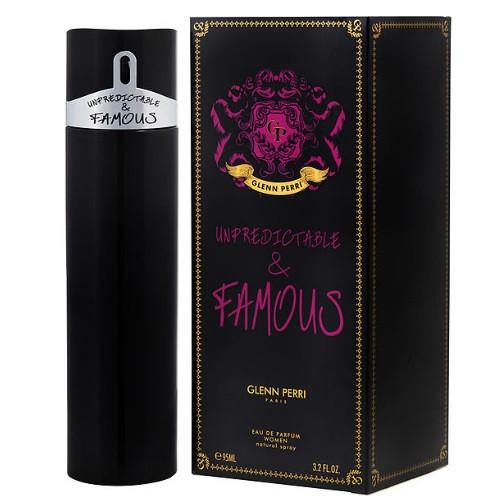 Unpredictable & Famous by Glenn Perri 3.2 oz EDP for Women