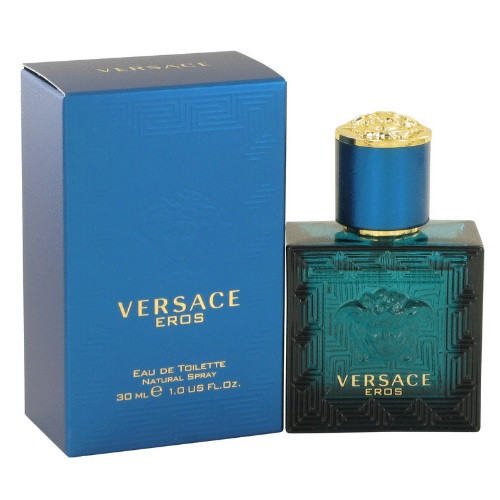 Versace Eros by Versace 1 oz EDT for Men