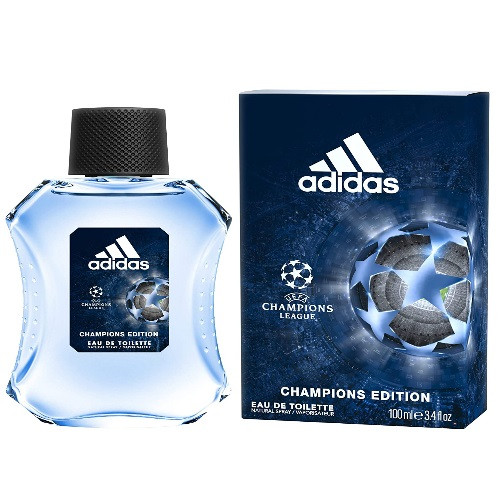 Champions League UEFA Champions Edition by Adidas 3.4 oz EDT for Men