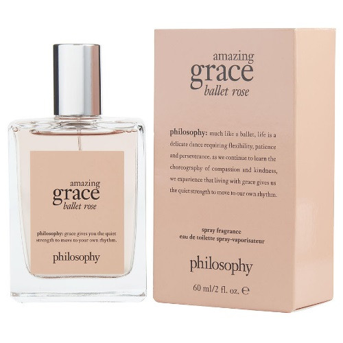 Amazing Grace Ballet Rose by Philosophy  2.0 oz EDT for Women