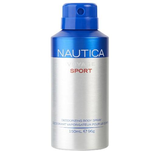 Nautica Voyage Sport by Nautica 5 oz Deodorant Body Spray for Men
