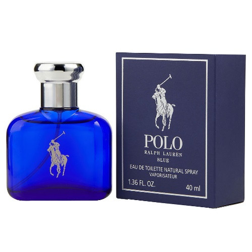 Polo Blue by Ralph Lauren 1.36 oz EDT for Men