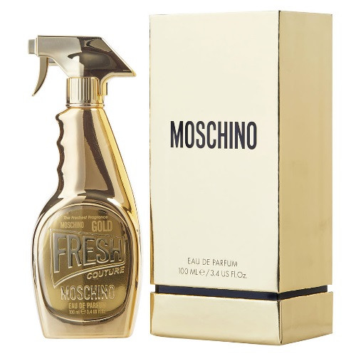 Moschino Fresh Gold Couture by Moschino 3.4 oz EDP for women