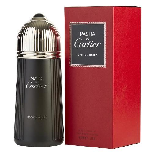 Pasha De Cartier Edition Noire by Cartier 5 oz EDT for Men