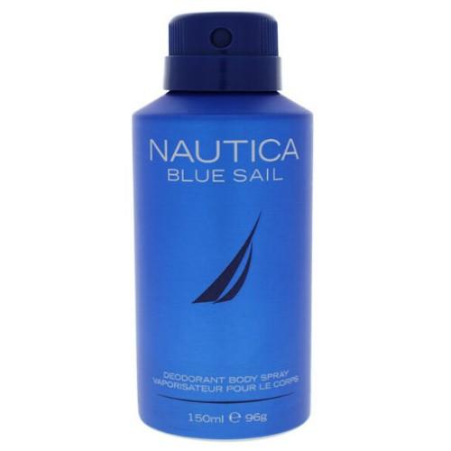 Nautica Blue Sail by Nautica 5 oz Deodorant Body Spray for Men