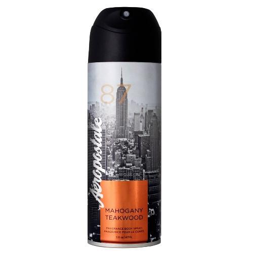 Aeropostale Mahogany Teakwood by Aeropostale 5 oz Deodorant Body Spray for Men