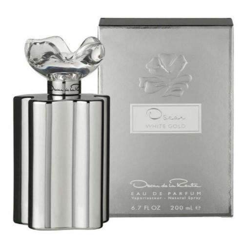 Oscar White Gold by Oscar De La Renta 6.7 oz EDP for women