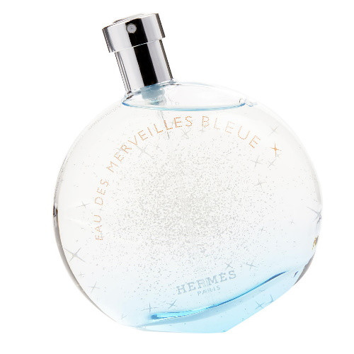 Eau de Merveilles Bleue by Hermes 3.3 oz EDT for Women Tester