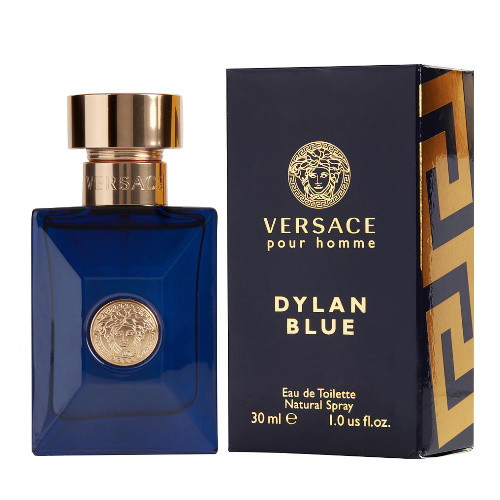 Versace Dylan Blue by Versace 1 oz EDT for men