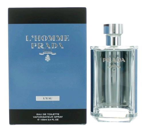 Prada L'Homme L'eau by Prada 3.4 oz EDT for men