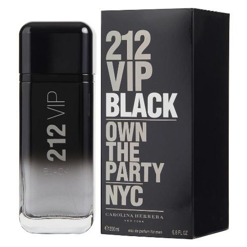 212 VIP Black by Carolina Herrera 6.8 oz EDP for Men