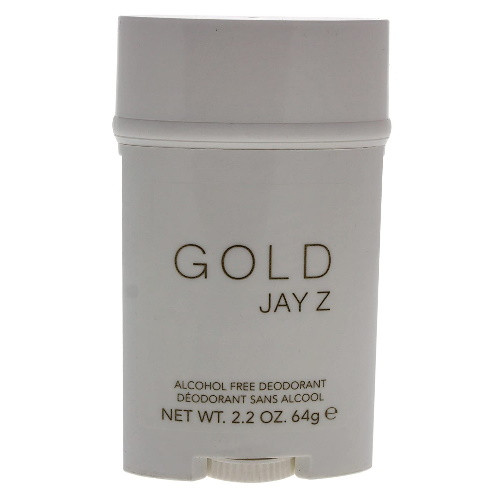 Gold by Jay-Z Alcohol Free Deodorant Stick for Men
