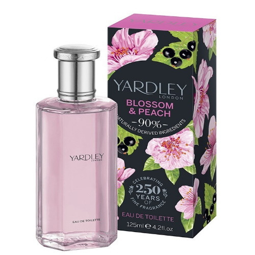 Blossom & Peach by Yardley EDT 4.2 oz EDT for Women