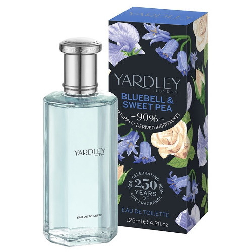 Bluebell & Sweet Pea by Yardley EDT 4.2 oz EDT for women