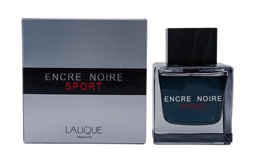 Encre Noire Sport by Lalique 3.4 oz EDT for men